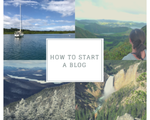 Learn how you can get started blogging